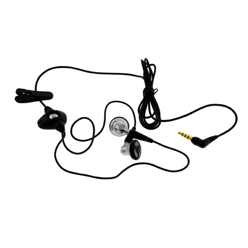Original Hands free Headphones Earphones Blackberry product image