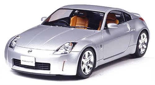 Tamiya Nissan 350Z Track 1/24 Scale Model Kit 24254