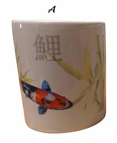 Koi Keramiktasse