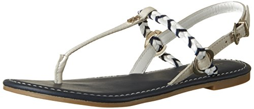 27c Salomés midnight Tommy 901 Femme Blanc J1285ennifer Hilfiger White Whisper Eq1Fv