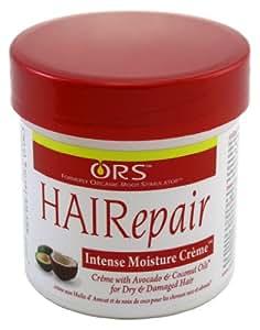 Ors Hairepair Intense Moisture Creme 5oz (3 Pack)