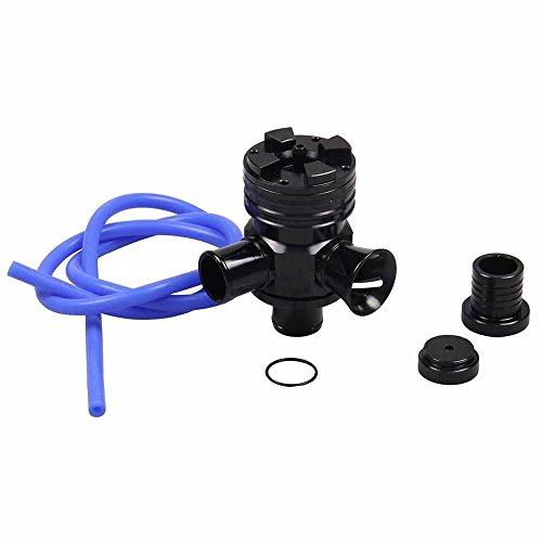 Rfl Plug (HonsCreat 25mm 3 in 1 bov aluminum dump valve For VW Volkswagen Passat beetle Bora Golf Audi Jetta A3 A4 A6 TT 1.8T BOV BLOW OFF VALVE)