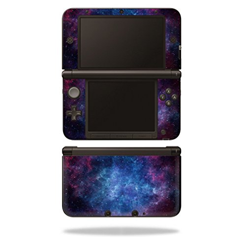 MightySkins Skin for Nintendo 3DS XL Original (2012-2014) - Nebula | Protective, Durable, and Unique Vinyl Decal wrap Cover | Easy to Apply, Remove, and Change Styles | Made in The USA
