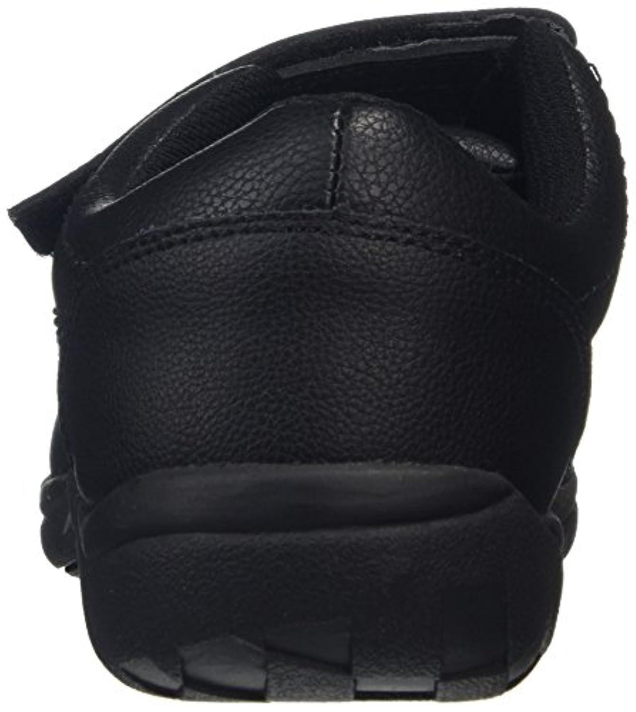 Gola Boys Brenton Loafers, Black (Black), 1 33 EU