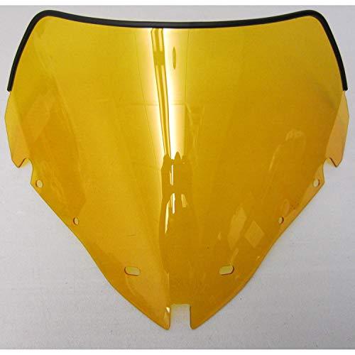 Ski-Doo New OEM Yellow Tint Low Windshield REV-XR 517304387 MX-Z TNT, Renegade X -