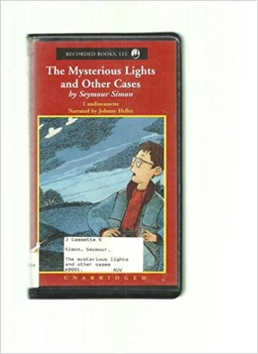 Book The Mysterious Lights and Other Cases