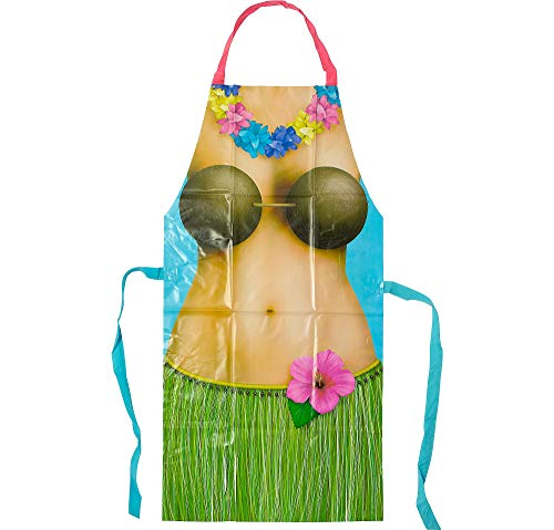 Amscan Hula Girl Party Apron, 36