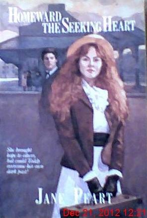 Homeward the Seeking Heart (Orphan Train West, Book 2) (Homeward Hearts)