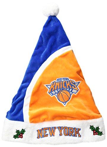 New York Knicks 2015 Basic Santa Hat -