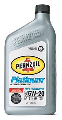 Buy pennzoil 5w20 oil