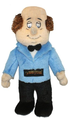 Multipet Larry from the Three Stooges Talking Dog Toy, My Pet Supplies