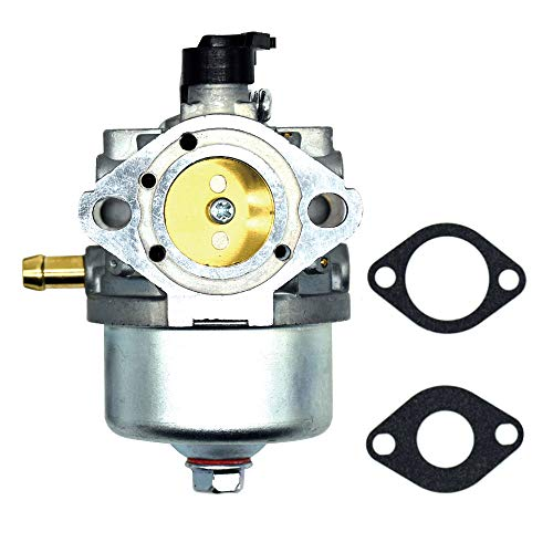 Carburetor For Kawasaki 15004-0993 Carb Fits FJ180V w Choke S Series Tin Bowl ()