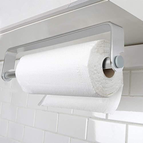 Küchenrollenhalter ohne Bohren Papierrollenhal Küchenpapierhalter Wandmontage