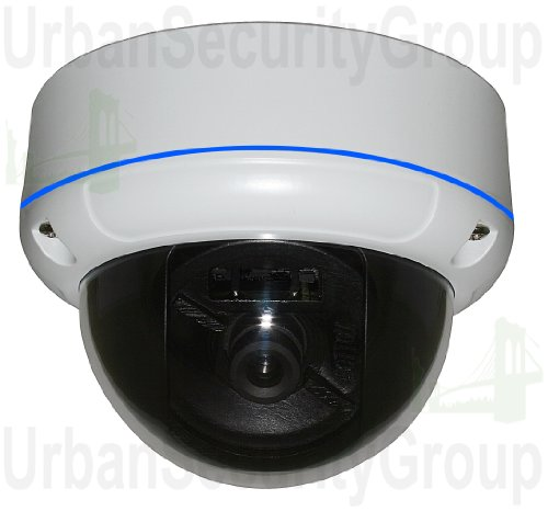 USG Pro Dome Security Camera: HD-SDI hdCCTV 2.1Megapixels 1080p 2.8-12mm Varifocal Lens Home/Business Video Surveillance Outdoor/Indoor IP66 Weatherproof Vandalproof For Sale