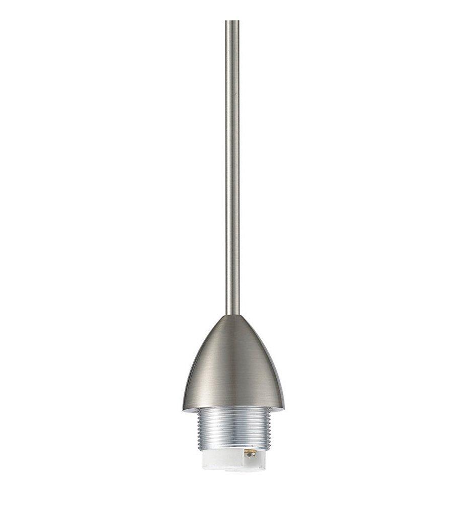 Amazon com wac lighting qp 501x12 ch socket set for g500 series qc glass with 144 inch cord home improvement