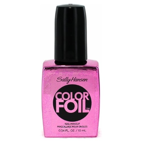 (3 Pack) SALLY HANSEN Color Foil Metallic Chrome Nail Pol...