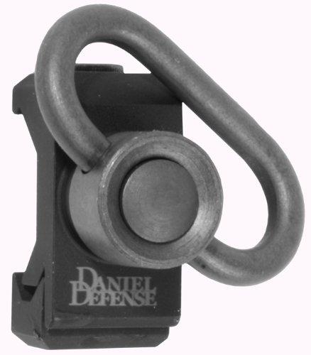 Daniel Defense Rail Mount QD Point Sling Swivel, Picatinny Rail - 03-021-30029