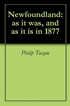 Newfoundland: as it was, and as it is in 1877 by [Tocque, Philip]