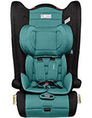 InfaSecure Comfi Astra Convertible Booster Seat for 6 Months to 8 Years, Aqua