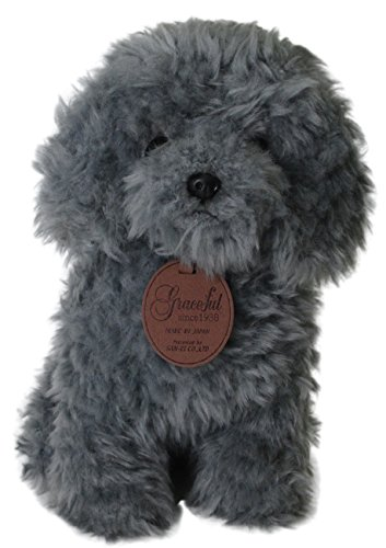 Toy Poodle (S) Gray