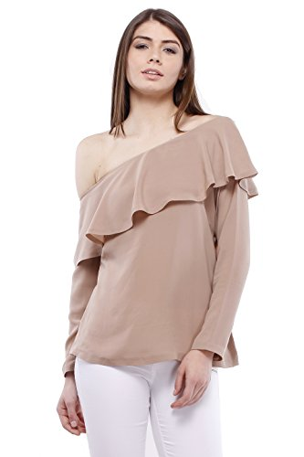 87acc2a1c4df One side off shoulder tops