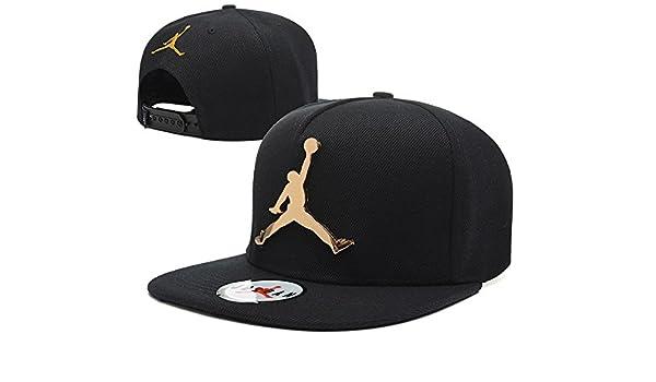 EEI mtong Metal dorado llegan nuevos - Michael Jordan gorra gorras ...