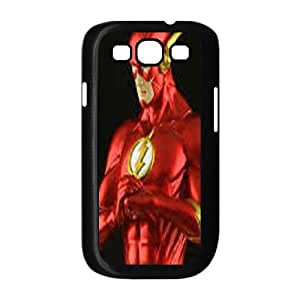 Samsung Galaxy S3 9300 Cell Phone Case Black The Flash as a gift H4102729