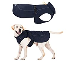 Dog Raincoat Adjustable Lightweight
