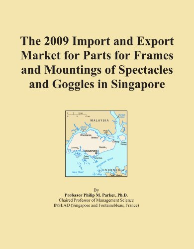 The 2009 Import and Export Market for Parts for Frames and Mountings of Spectacles and Goggles in - Spectacle Frames Singapore
