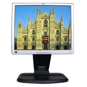 """17"""" HP 1740 DVI Swivel/Pivot LCD Monitor w/USB Hub"""