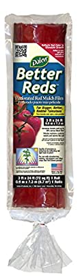 Gardeneer By Dalen Better Reds Mulch Film for Tomatoes 3' x 24'