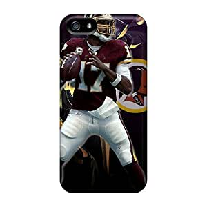 Perfect Cell-phone Hard Cover For Iphone 5/5s With Customized Realistic Oakland Raiders Image CharlesPoirier