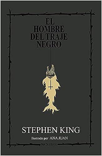 El hombre del traje negro: Stephen King: 9788416830374 ...