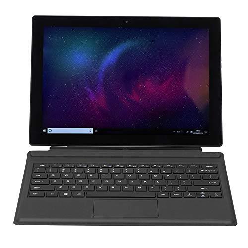 ASHATA 12.6 Zoll Tablet-PC,2880×1920 HD-3K Bildschirm Bluetooth4.0 WLAN Tablet-PC für Intel Core I7-7500U Laptop,2 in 1…