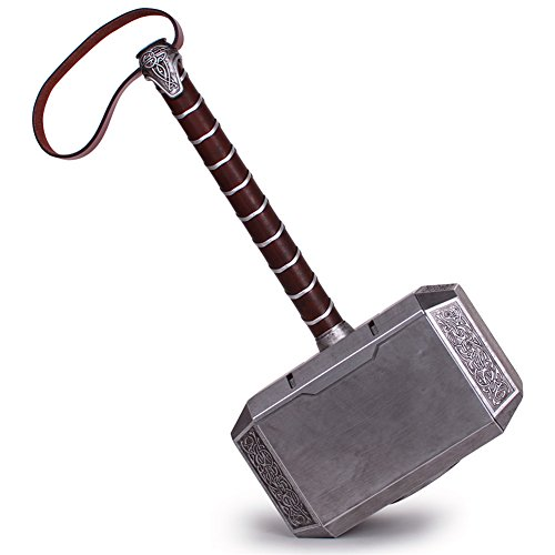 Gmasking PVC Thor Hammer Limited Edition Full Size Prop Replica (Replica Thor Hammer)