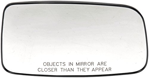 Dorman 56755 Mitsubishi Lancer Passenger Side Heated Plastic Backed Door Mirror Glass