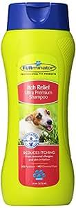 FURminator Itch Relief Ultra Premium Shampoo, 16-Ounce