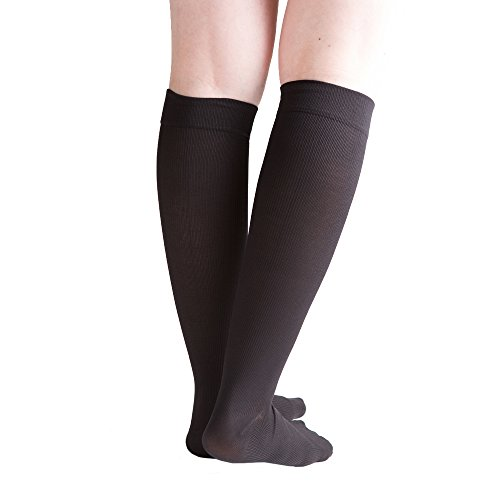 Actifi Women's 15-20 mmHg Compression Socks - Casual, Dress, Travel, Trouser by Actifi (Image #4)