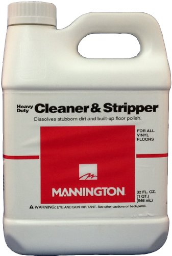ies Heavy Duty Cleaner and Stripper For All Vinyl Floors 32 oz ()