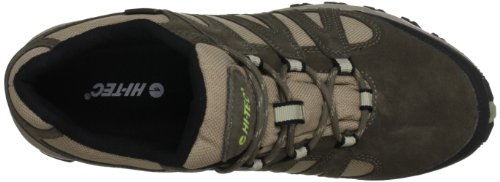 Hi-Tec Alto Wp - Botas Hombre marrone (Braun (Smokey Brown/Light Taupe/Chartreuse))