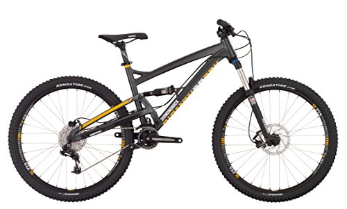 Diamondback Bicycles 2016 Atroz Comp Complete Ready Ride Full Suspension Mountain Bike