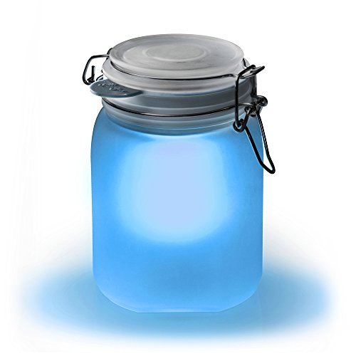 sun jar solar powered mood jar - 1