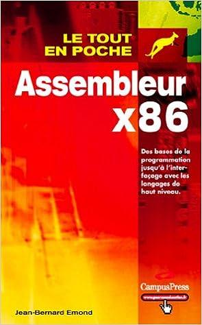 assembleur x86 de jean-bernard emond