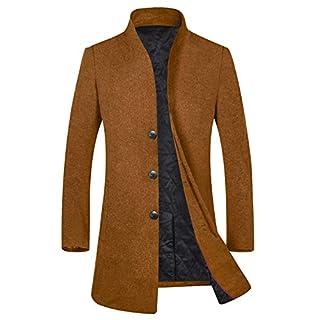 Men's Brown/Beige Coat