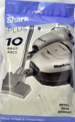 Euro-Pro Shark EP703C Vacuum Cleaner Bags 14035