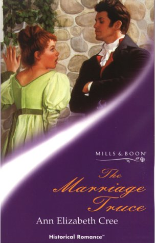book cover of The Marriage Truce