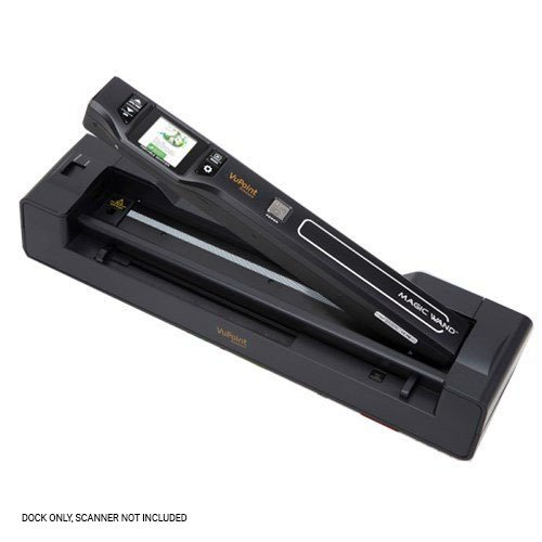 VuPoint Solutions Auto-Feed Dock Docking Station for Magic Wand 4 Portable Scanner - Compatible with PDS-ST470-VP and PDSWF-ST47-VP by VuPoint Solutions (Image #2)