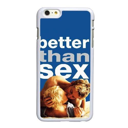 Q8T72 Better Than Sex Haute Résolution Affiche W8N9GX coque iPhone 6 4.7 pouces Cas de couverture de téléphone portable coque blanche KK3QMW1YD