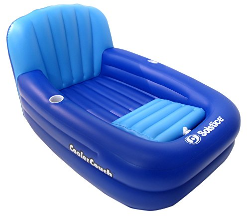 Solstice by Swimline Cooler Couch Inflatable Pool - Shades Solstice