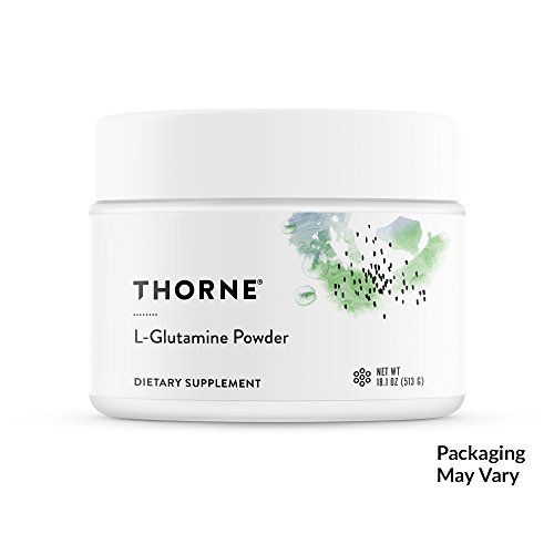 Cheap Thorne Research – L-Glutamine Powder – Glutamine Powder for GI Health and Immune Function – NSF Certified for Sport – 18.1 oz